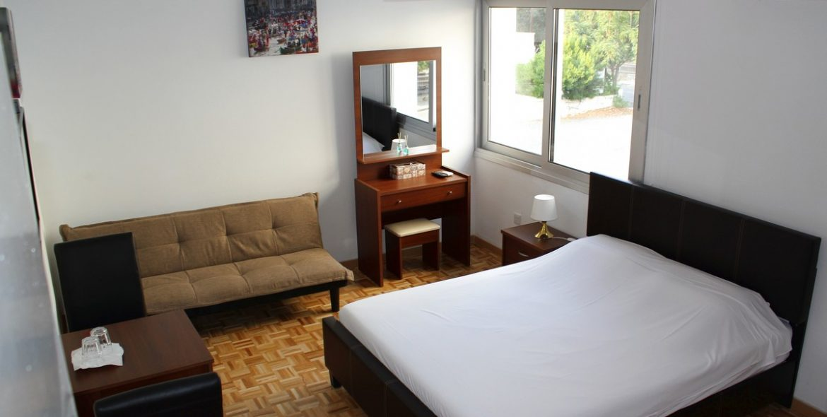 Double Studio Rent Nicosia 3